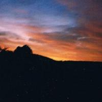 Sonnenaufgang überm Ermberg