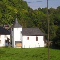 Blick auf die Brigida-Kapelle