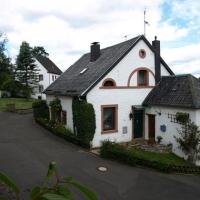Blick auf alte Schule & Pfarrhaus
