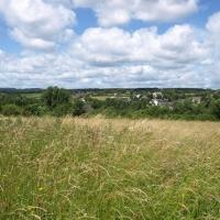 Blick vom Mühlemberg